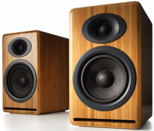 A very budget-friendly and popular pair of speakers here