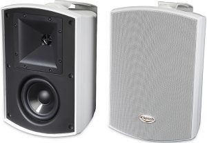 Another one of the best speakers for outdoor use by Klipsch