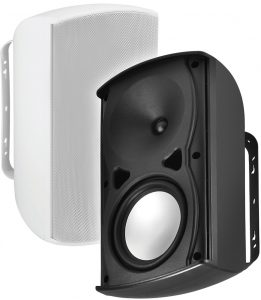 Another solid pair of the best speakers for outdoors