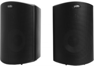 A great pair of outdoor satellite speakers