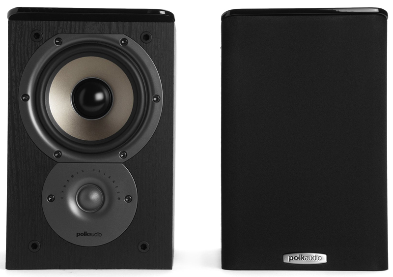 Bookshelf speakers are important for home theater audio systems.