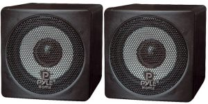 A great pair of speakers if you have a smaller bookshelf
