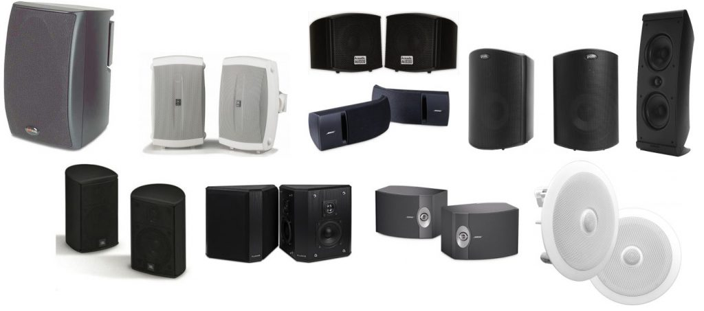 We review, compare and contrast the best satellite speakers for your sound system