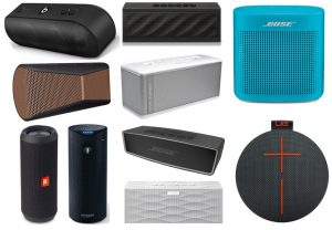 We review the top models in the portable Bluetooth speaker category