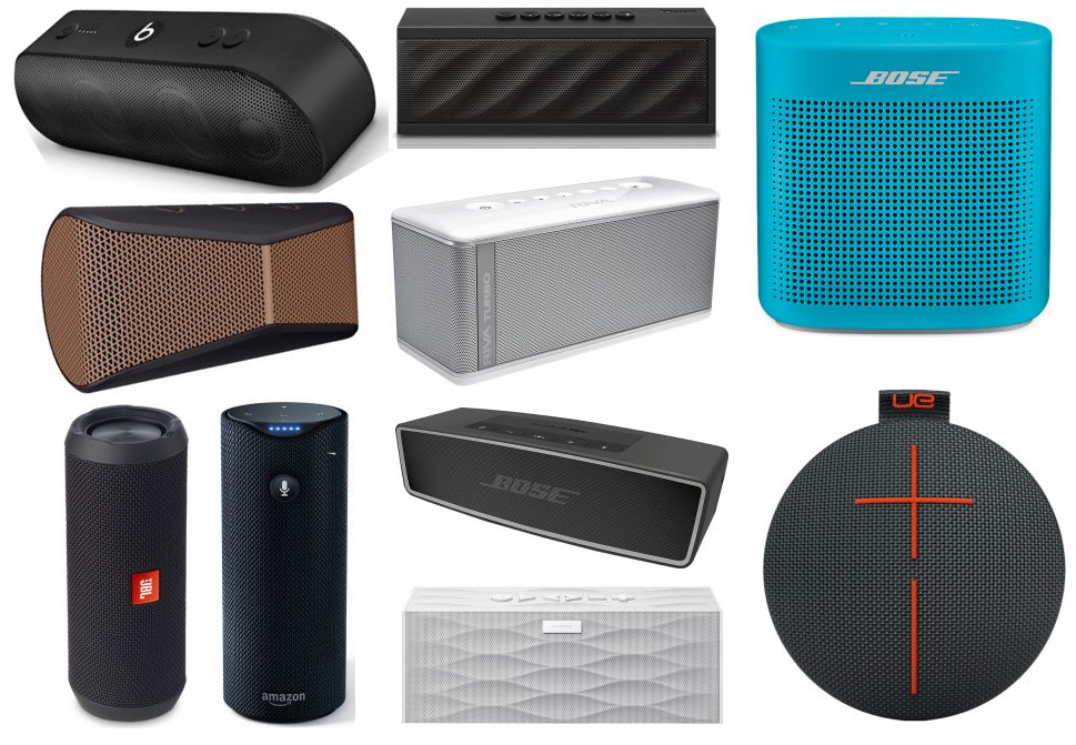 The Top 10 Best Portable Bluetooth Speakers in the World - My Speaker Guide
