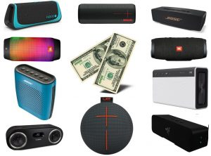 We highlight, compare and contrast the best Bluetooth speakers under 200 dollars