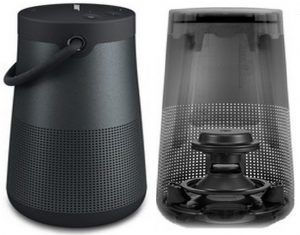 An additional view of the Bose SoundLink Revolve