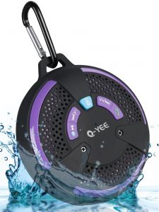 A nice waterproof Bluetooth speaker here