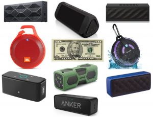 We review the best Bluetooth speakers under 50 dollars