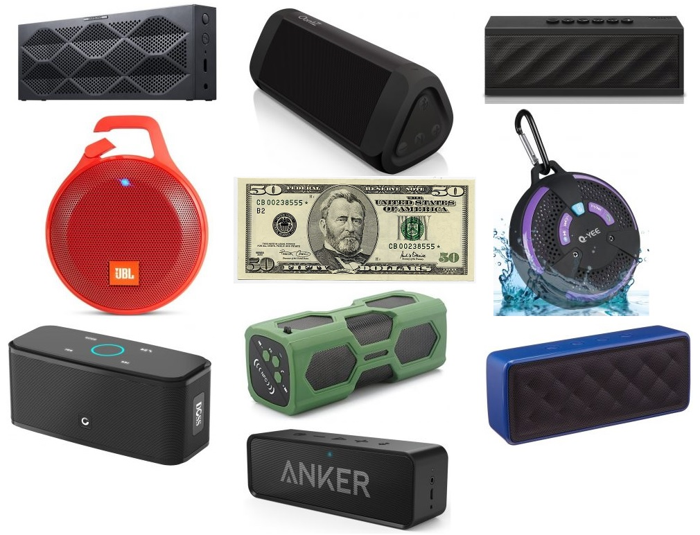 The Best Bluetooth Speakers For Under 50 My Speaker Guide