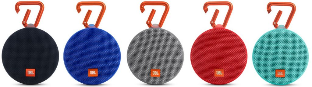 jbl clip 2 portable bluetooth speaker review my speaker guide. Black Bedroom Furniture Sets. Home Design Ideas