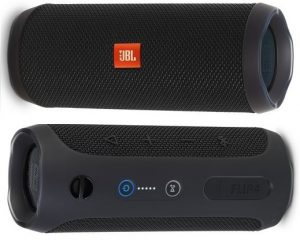 We review the JBL Flip 4 Portable Waterproof Bluetooth Speaker