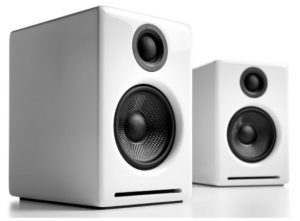 A highly-rated pair of monitor speakers for gamers