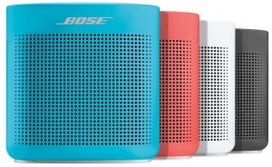 The SoundLink Color II gives us great features and color options as well