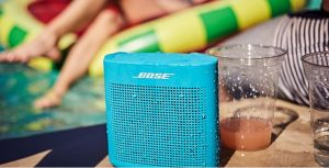 We love the small size and waterproof protection of this speaker