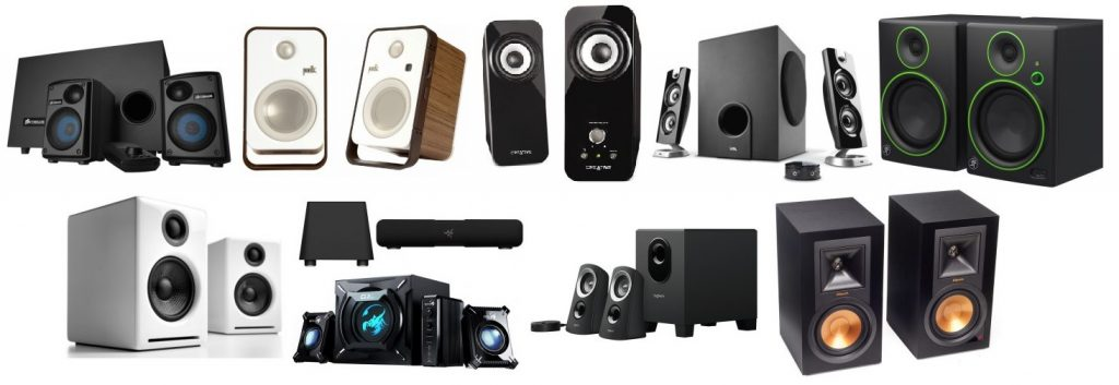 We review the top 10 best speakers for gaming