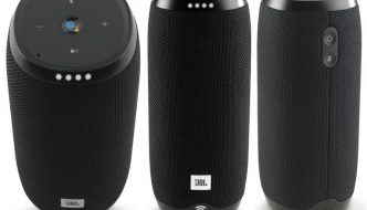Here's our review of the JBL Link 20 portable speaker with voice-activation