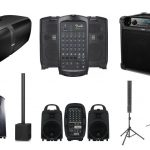 We guide you through the best portable PA speaker systems in the market