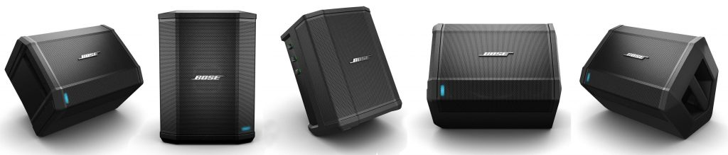 Our review of the new Bose S1 Pro Multi-Position PA System
