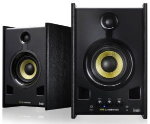 Hercules' DJ monitor speakers under two hundred dollars