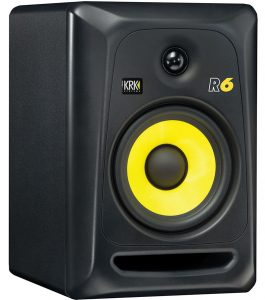 KRK's highly rated passive studio monitor