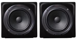 A different spin to studio monitor speakers under 500 bucks