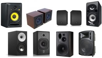 The Best Passive Studio Monitor Speakers