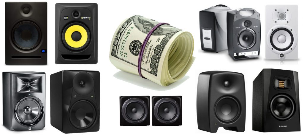 Here are our recommendations for the best studio monitor speakers for under $500 budgets
