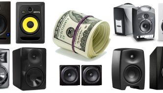 The Best Studio Monitor Speakers for Under $500