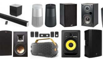 The Top 10 Best Speakers for Home Listening