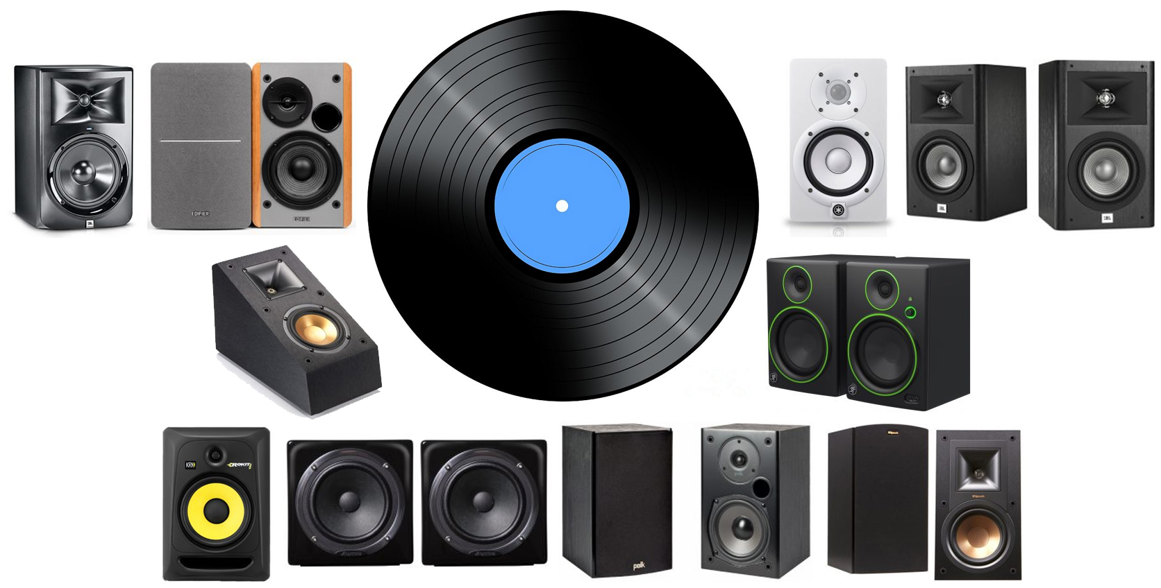 The Top 10 Best Speakers For Listening To Vinyl My