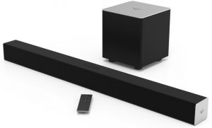 The best speaker for home listening if you want a soundbar for your TV with Bluetooth