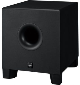 Yamaha's best subwoofer for studios