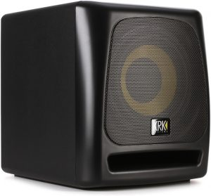 Another budget-friendly KRK subwoofer for studios to cap off our list