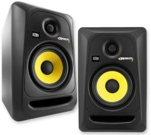 The best studio monitor speakers under $300
