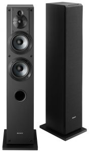 The best floor standing speakers by Sony