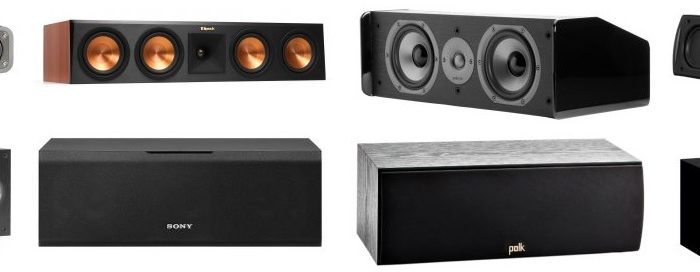 Our picks as the best center-channel speakers